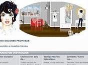 Dolores Promesas abre tienda on-line