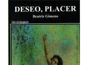 """Beatriz gimeno publica segunda novela, titulada """"deseo, placer"""", deseo mujer penetrar hombre"""