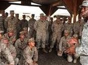EEUU planea mayor presencia militar África