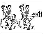 Rutina musculación para tren inferior
