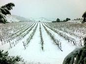 Nieve sobre universo