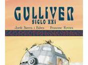 Recomendación Álbum Ilustrado: 'GULLIVER SIGLO XXI' Jordi Sierra Fabra