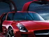 Mercedes AMG, espectacular coche vídeo