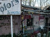 abandonada Terraza Colors Manzanares Real