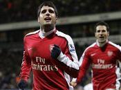 Arsenal gana goles Fábregas Mérida