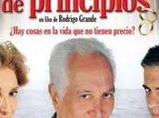 Cuestión honor, sobre principios, Rodrigo Grande