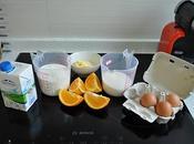 Bizcocho naranja Thermomix)