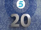 Telecinco conmemora aniversario gran gala