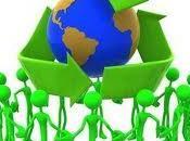 Origen significado símbolos reciclaje