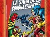 Panini lanza Vengadores: Saga Corona Serpiente