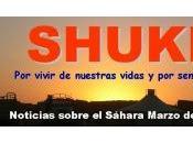 Resumen SHUKRAN marzo 2012