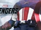 Toys adelanta tercera figura Vengadores: Capitán América