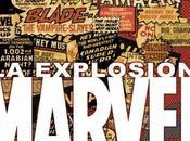 Explosión Marvel, libro pequeña gran editorial