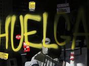 España, huelga contra reforma laboral Gobierno.