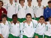 Clasificados para semifinales resultados campeonato nacional benjamín alevín sala ceuta