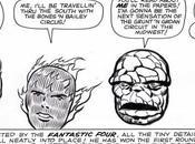 Cuatro Fantásticos: elementales cómic