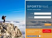 Inaguración Sportsprive