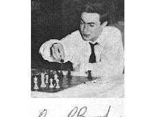 Campeonato Mundial Juvenil Ajedrez (Copenhague, 1953): Triunfo Oscar Roberto Panno
