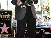 PURO WEST: Adam West reconocido Paseo Fama Hollywood