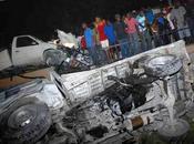 HAITI: menos muertos heridos accidente