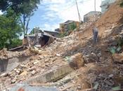 ALERTA: Nuevos daños derrumbes tierra Santiago