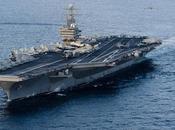 envía segundo portaaviones golfo Pérsico