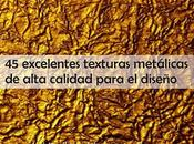 excelentes texturas metálicas alta calidad para diseño