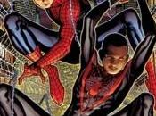 detalles Spider-Men mano Mark Paniccia Axel Alonso