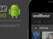 Wallbase, wallpapers para Android