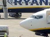 Chocan aviones Sevilla