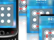 Pattern Lock Aplicacion Para Bloquear Pantalla BlackBerry