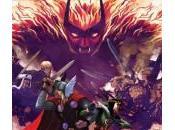 [C2E2 2012] Fraction Gillen hacen arder todo rodea Thor Loki