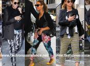 Beyoncé apunta tendencia pantalones estampados