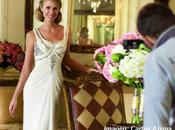 Stacy Kleiber, guapa vestida novia para Pronovias