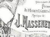 """MASSENET Cid"""" ópera casi olvidada"""