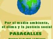 Tierra: pasacalles reivindicativo recorrerá Madrid