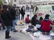 Pintar Graffitis contra Parkinson
