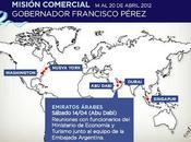 hizo gobernador Mendoza UU., Emiratos Árabes Singapur, infografía interactiva