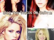 cambios Shakira