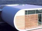 Casas flotantes.