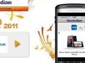 Nokia gana Premios Qustodian 2011 Mobile Marketing