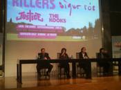 DCode Fest vuelve Killers Sigur