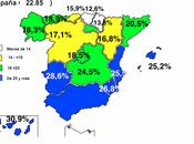 España: periodistas quedaron calle entre enero marzo 2012