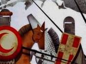 Muro Alcoy. Fiestas Patronales dels Desemparats Moros Cristianos 2012