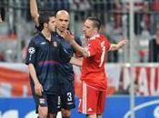 Bayern Munich Olympique Lyon Robben otra vez. Incluye videoresumen.