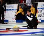 España, Cuartos Mundial Dobles Mixtos curling mejor coeficiente