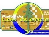 Rally Argentino 2010: Recorrido Esquel