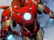 FICOMIC Muestra originales Iron Man, Jonah Perdedores