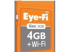 EyeFi para geolocalizar fotos tomas!