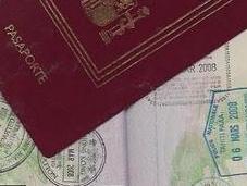 Documentos necesarios para viajar